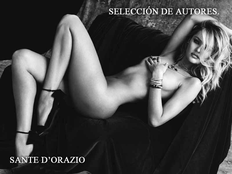 Grandes fotógrafos. Photoshop. Blanco y negro. erotismo