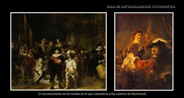 """En todo caso, mucho antes de que internet cambiase la definición, """"el estilo Rembrandt"""" hacía referencia al oscurecimiento de los bordes del cuadro concentrando la luz y la mirada en el motivo."""