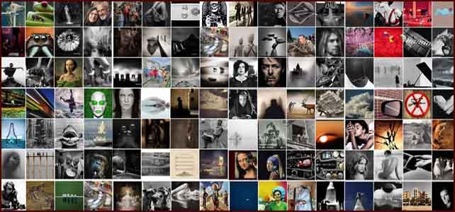 Enciclopedia de la fotografía. Autores.