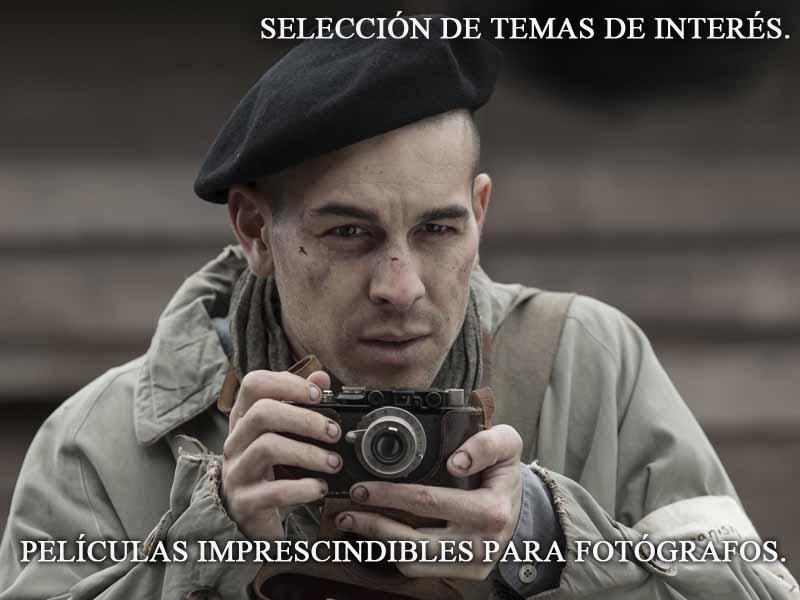 películas imprescindibles para fotógrafos