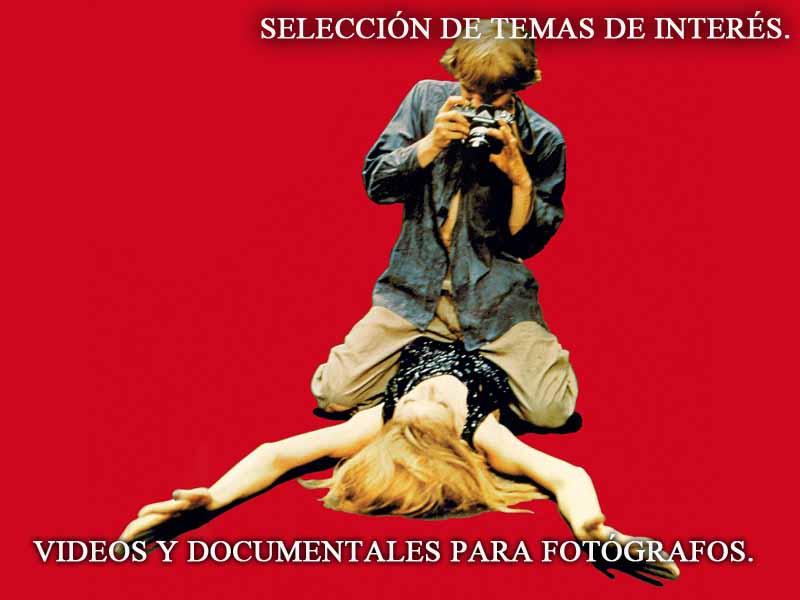 videos y documentales recomendados para fotografos