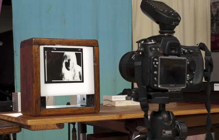 Aula D'Especialització Fotogràfica Fotografistógrafo con cámara