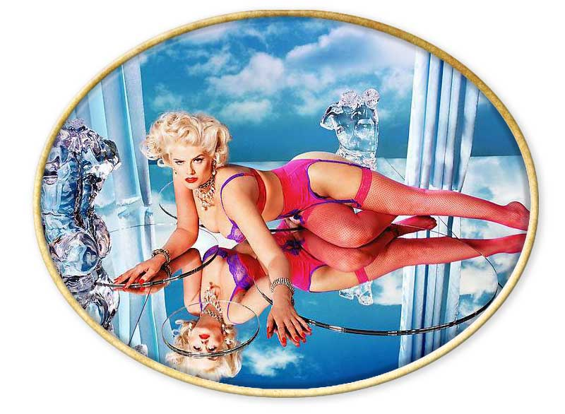 Enciclopedia de autores. David LaChapelle