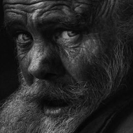 La tremenda humanidad de Lee Jeffries.