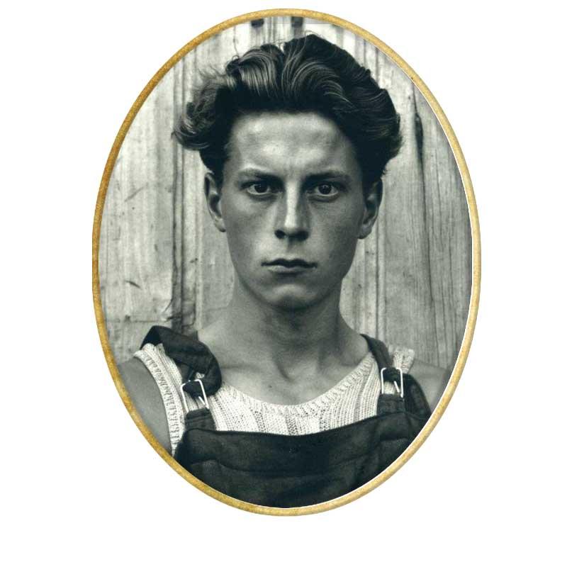 El mundo del artista no tiene límites, se puede encontrar en todas partes... Paul Strand (Nueva York, 16 de octubre de 1890 - Orgeval, Francia, 31 de marzo de 1976),