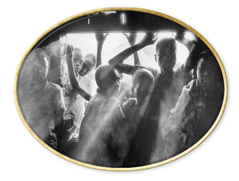 Cátedra de fotografía Sebastiao Salgado