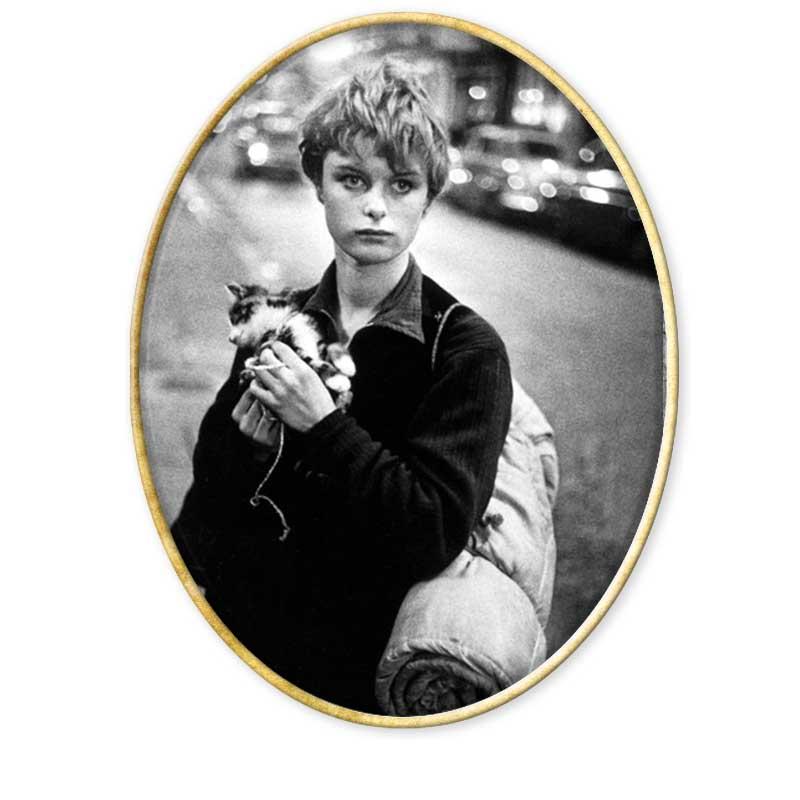 Davidson, Bruce Landon es un fotógrafo estadounidense nacido en Oak Park (Illinois) en 1933.