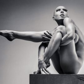 Vadim Stein. El paisaje del cuerpo.