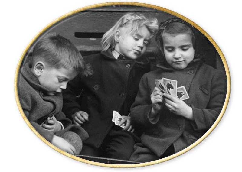Ruth Orkin. enciclopedia de la fotografía
