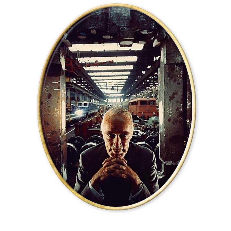Arnold Newman. 1918-2006. Un retratista que no necesita presentación.