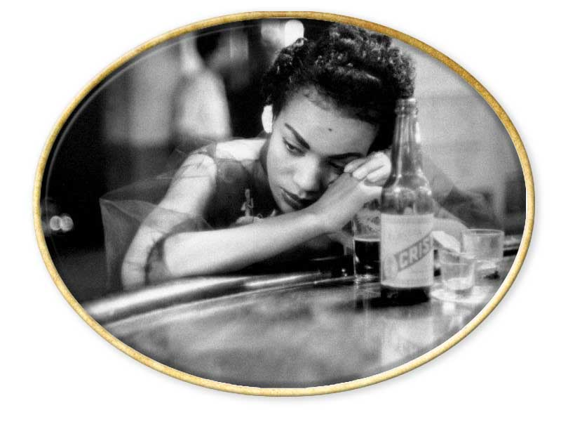 Recientemente fallecida, Eve Arnold es bien conocida por sus retratos de Marilyn Monroe y otras celebridades,