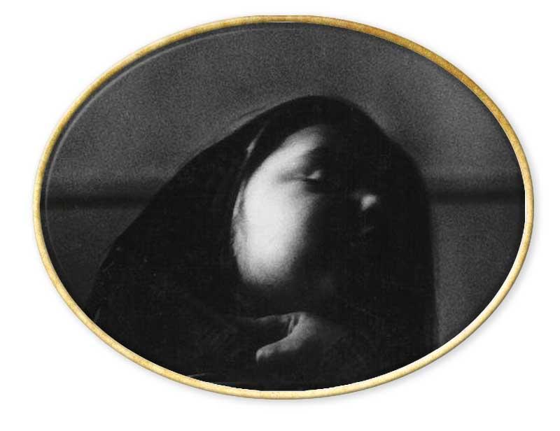 Gabriel Cualladó atrapó con su cámara imágenes de la España profunda de los años cincuenta.