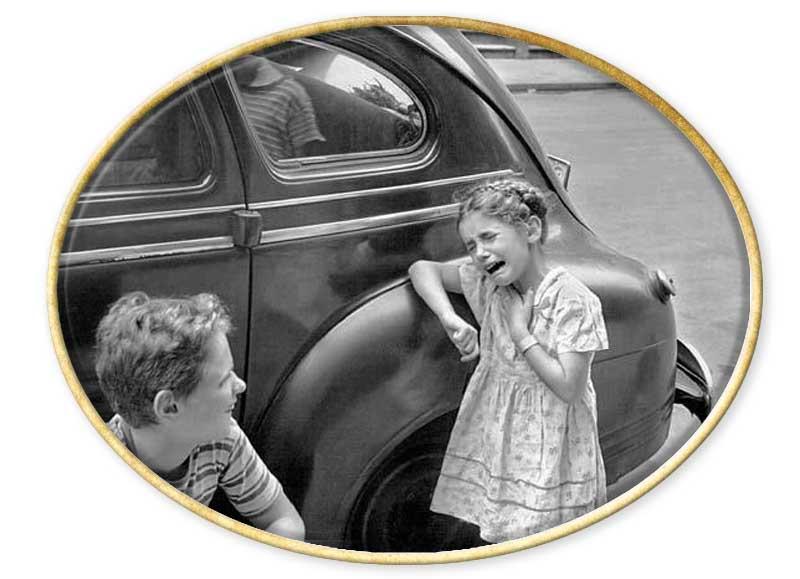 Helen Levitt fue una fotógrafa estadounidense (nacida en Nueva York en 1913 y fallecida en Manhattan en 2009)