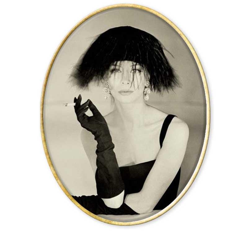 Henry Clarke fue un gran fotógrafo de moda de la Alta Costura en Los Años 1950 y 1960.