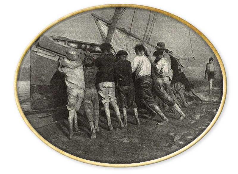 Fue un fotografo pictoralista frances (1859-1936)