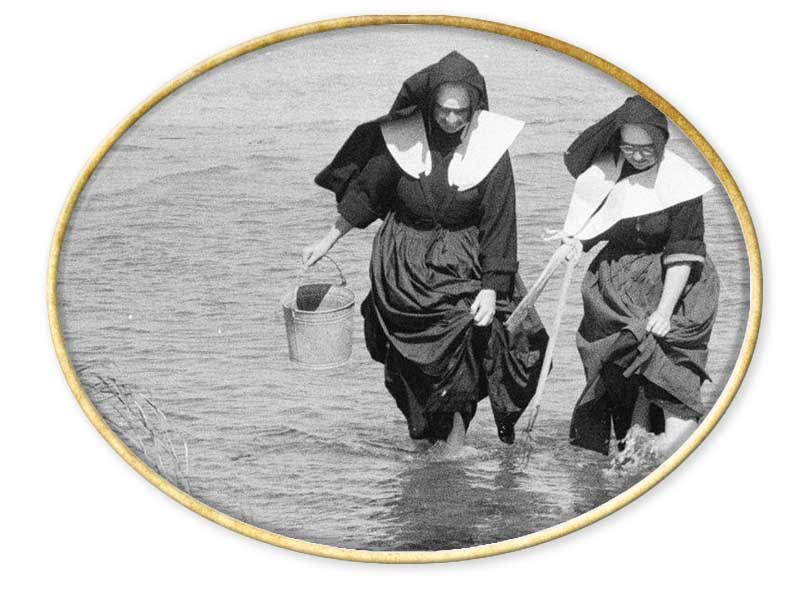 Antoinette Frissell Bacon, es una fotógrafa nacida en Nueva York en 1907