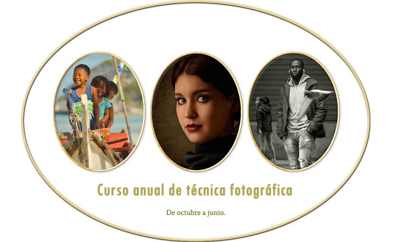 Escuela de fotografía en Barcelona