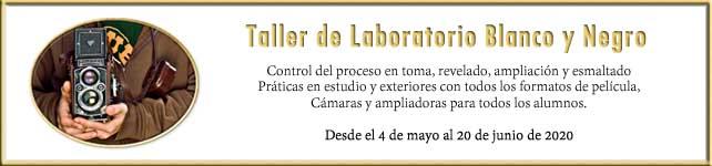 laboratorio blanco y negro tradicional