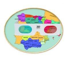España en tres dimensiones.