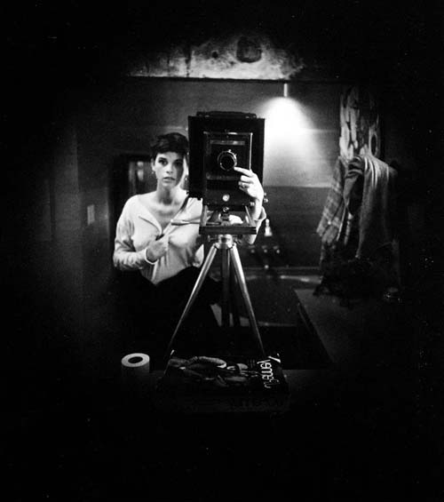 © Sally Mann, Self-Portrait