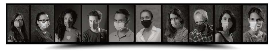 Retratos de una pandemia