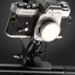 ¿Cómo hacer una lámpara con una cámara fotográfica?