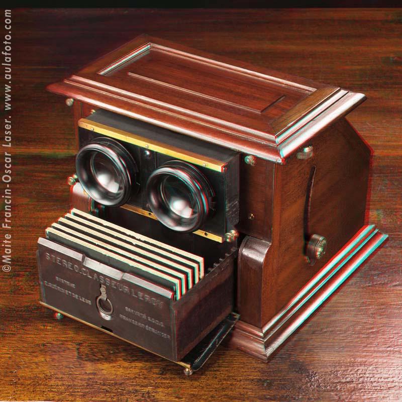 3D El Aula de especialización Fotográfica 3